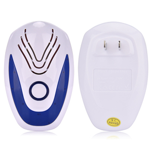 Image 2 - 2/4/6 pcs Ultrasonic Mice Repeller Electronic Ultrasound Mouse Rejector Anti Mosquito Repellent Cockroach Bug Pest Rat Rejection
