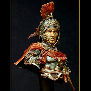 1/10 Roman Cavalry Officer Historical military subject Resin Figure Bust GK Uncoated No colour