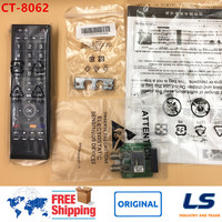 ORIGINAL REMOTE CONTROL CT 8062 T2016A FOR TOSHIBA LED LCD TV 32P2650VS 24P2650VS
