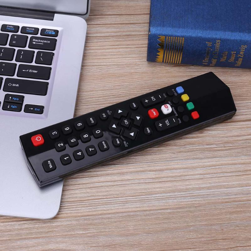 Universal Remote Control 433Mhz Remote Control Replacement for TCL Smart TV