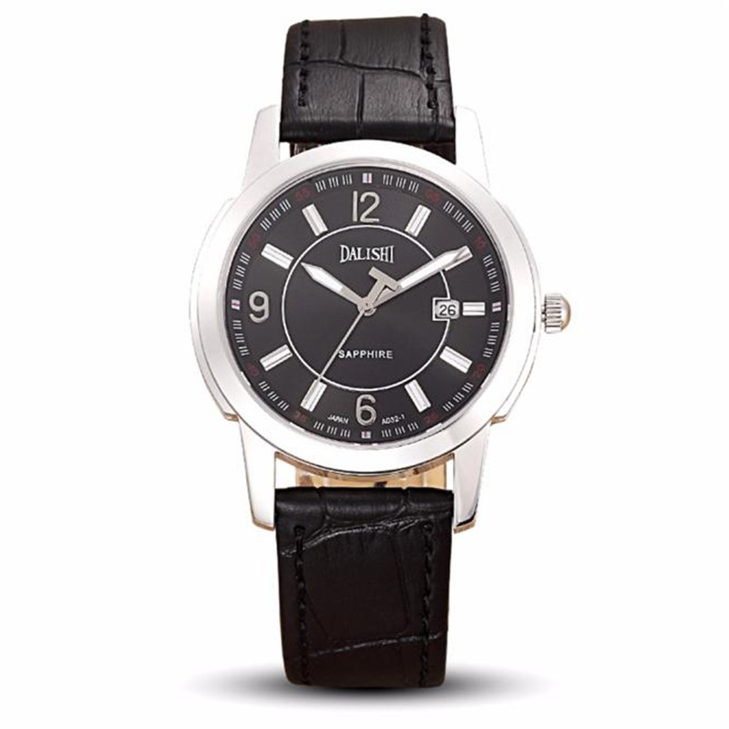 Fashion Dali brand leather leather watch luxury Classic A6 247 classic leather