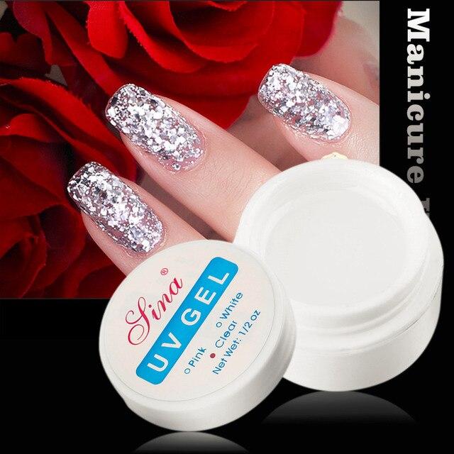 Professional New 4 Boxes/Set Nail Art Polish Glue Personal Share ...
