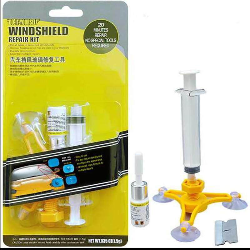 Windshield Repair Kit Repair Tool WRK15003