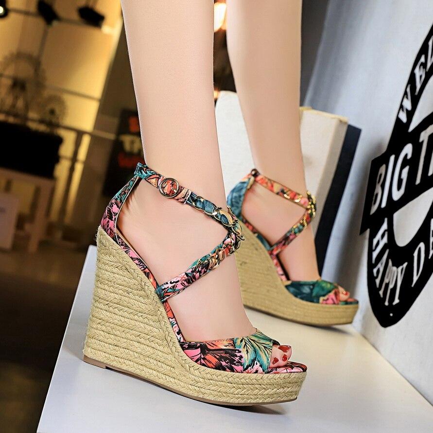أحذية الوثن Sidra HENGSCARYING 19