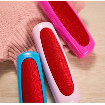 Pet Hair Fluff Cleaner Mini Manual Vacuum Cleaner Carpet Dust Brush Roller Clothes Cleaning Brushes Table Crumb Sweeper Lint