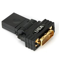 USB 2.0 to DVI VGA HDMI Multi Display 1080P External Monitor Converter Connector Graphic Adapter for PC Laptop HDTV