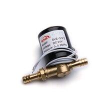 Паяльная машина Соленоидный клапан SVZ-3.5 SVZ-3.5S подачи проволоки аргоновая дуговая сварочная машина плазменный Соленоидный клапан