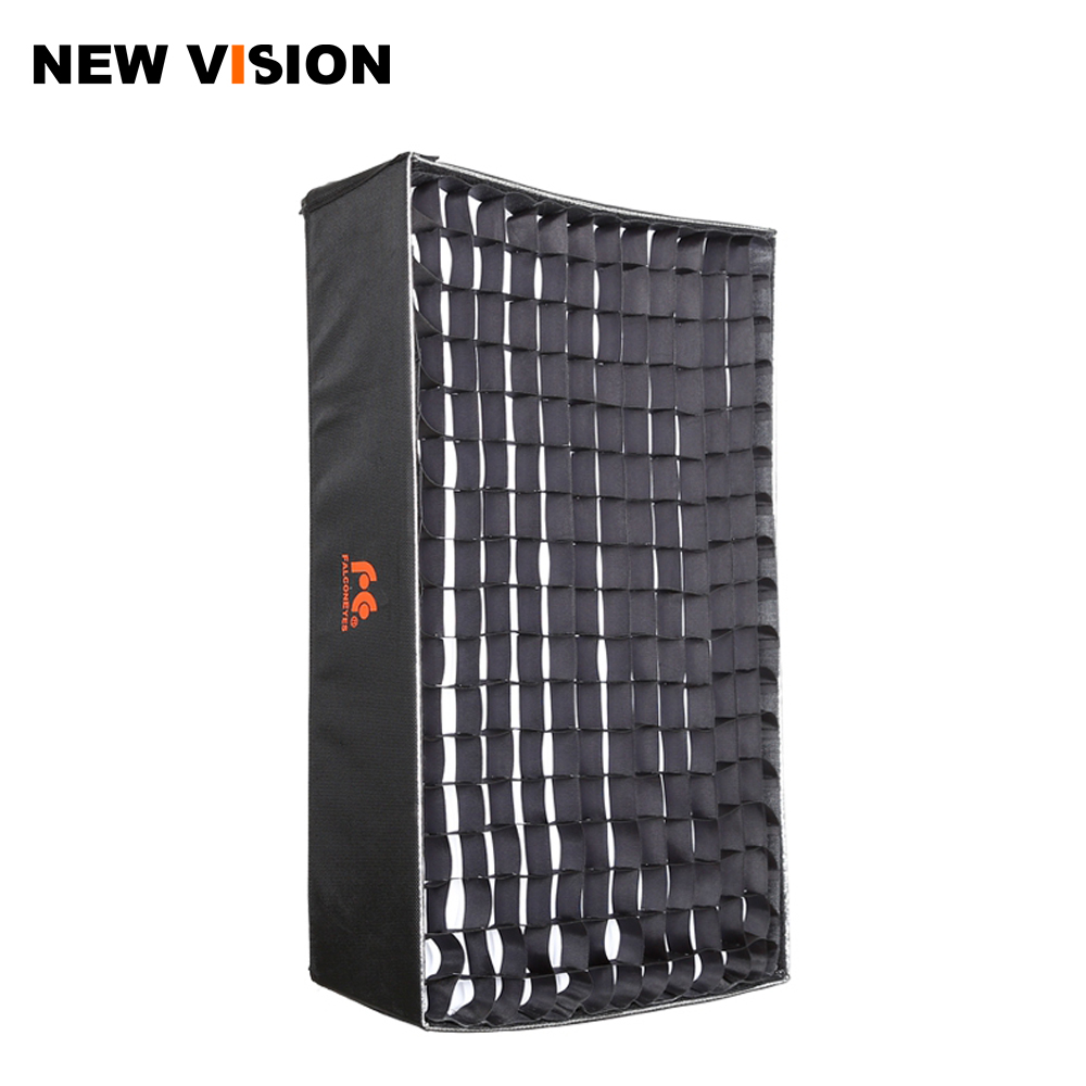 Falcon Eyes Foldable HoneyComb Grid Softbox for RX 18T RX 18TD RX 12T RX 12TD RX