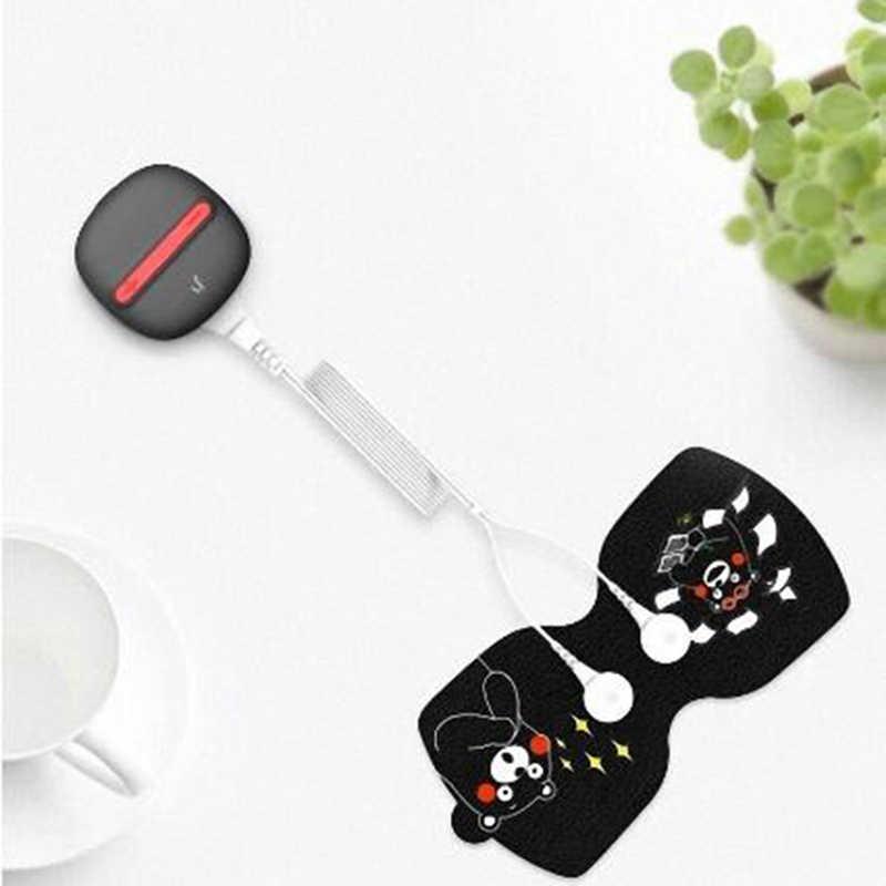Oryginalny Xiaomi Mijia Leravan masaż magiczne naklejki masażer elektryczny stymulator ciała zrelaksować mięśni LF 120 cm przedłużacz kabla