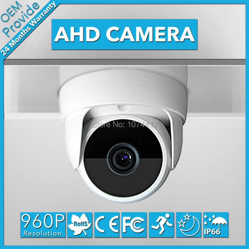 AHD3130CR-T  Video Surveillance HD AHD Camera 960P  Camara IR Cut  Good Night Vision Dome Security Camera CCTV System hd bullet outdoor mini waterproof cctv camera 1200tvl ir cut night vision camara video surveillance security camera
