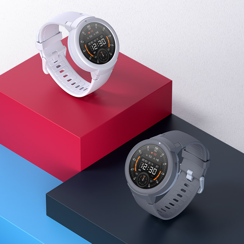 Global Version Amazfit Verge Lite Smartwatch GPS GLONASS GPS Long Battery Life Sports Watch for Android iOS Phone 5