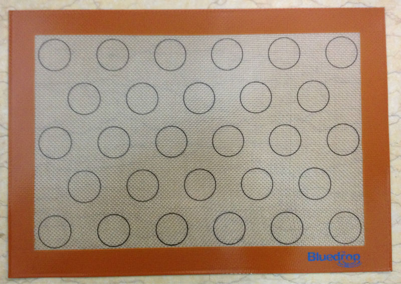 "Silicone Baking Mat 16.5/"" x 11 5//8/"" Non Stick Cookie Sheets Professional Grade"