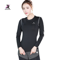 Yoga Shirt Women Professional for Fitness Gym Quick Dry Sweat Breathable Exercises sport top fitness women ferr shipping