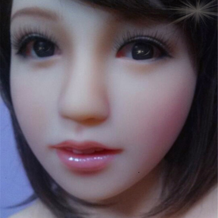 158cm lifelike full silicone realistic vagina pussy japanese girl sex dolls with teeth sex doll 5