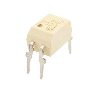 Image 4 - 500 Uds TLP521 1GB TLP521 1 TLP521 P521 DIP 4 salida para transistor optoacoplador chip
