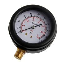 Car Fuel Injection Pump Tester Injector Pressure Test Gauge Diagnostic Kit Tool