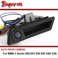 Car Rear View Camera For BMW 3 E90 E91 E92 E93 320i 335i Reverse Camera HD