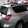 Багажник на крышу багажный держатель для Toyota RAV4 RAV 4 2009 2010 2011 2012 черный багажник на крышу из алюминиевого сплава