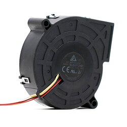 Nowy dla delta odśrodkowy wentylator BUB0712HD BD59 12V 0.40A 4 przewody pwm dmuchawy w Wentylatory i chłodzenie od Komputer i biuro na
