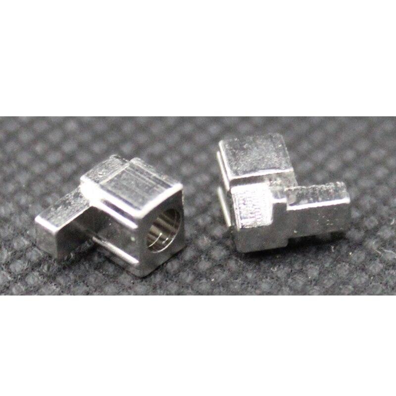 Купить с кэшбэком 2 Sets NS Joy Con Metal Lock Buckles for Nintend Switch NX Joy-Con Controller Repair Tool Kit Replacement Parts w/ Screwdrivers