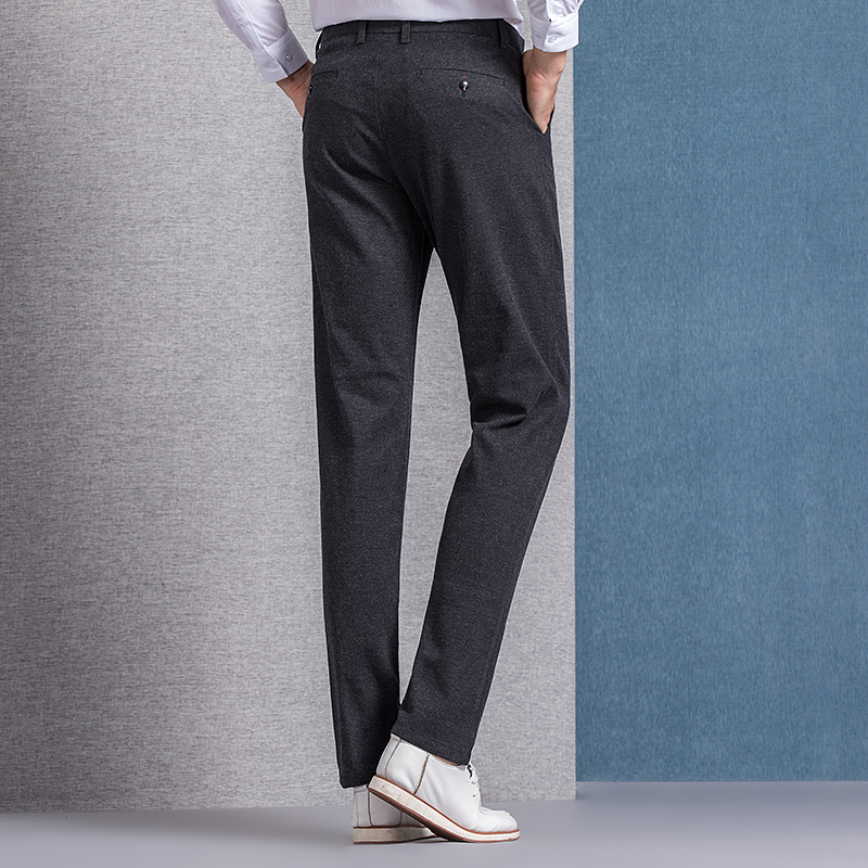Casual Slim Chinos 2