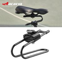 ACACIA Bike Shocks Alloy Spring Steel Bicycle Saddle Suspension Device For MTB Mountain Road Bike Shock