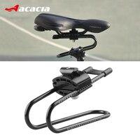 ACACIA Bike Shocks Alloy Spring Steel Bicycle Saddle Suspension Device For MTB Mountain Road Bike Shock