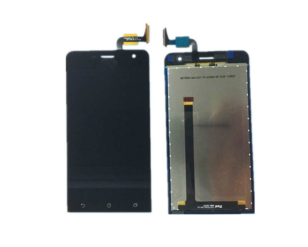 New original Touch Screen Digitizer with lcd display For Asus Zenfone 5 Lite A502CG free shipping brand new black color lcd for htc one sv c525e lcd display with touch screen digitizer free shipping with tools 1pcs