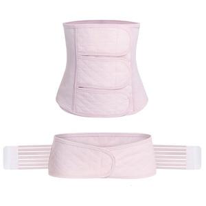 Image 2 - Ceinture ventrale post partum soutien taille Post grossesse formateur C Section récupération ceinture/ceinture/bande pour femmes Fajas Postparto