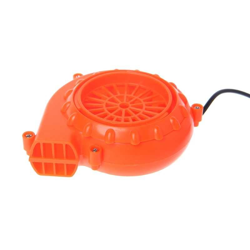Электрический мини вентилятор воздуходувка для надувной игрушки костюмированная кукла USB с питанием от аккумулятора