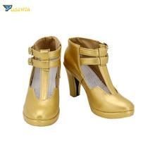 FGO Fate Grand Order Ereshkigal Cosplay Shoes Custom Made Boots