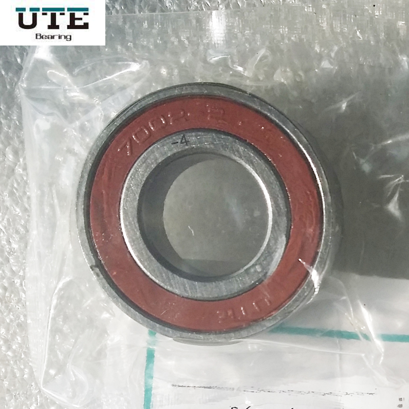 1pcs UTE 7006 7006C H7006C 2RZ P4 30x55x13 Sealed Angular Contact Bearings Engraving Machine Speed Spindle Bearings CNC Bearing 1pcs 71822 71822cd p4 7822 110x140x16 mochu thin walled miniature angular contact bearings speed spindle bearings cnc abec 7
