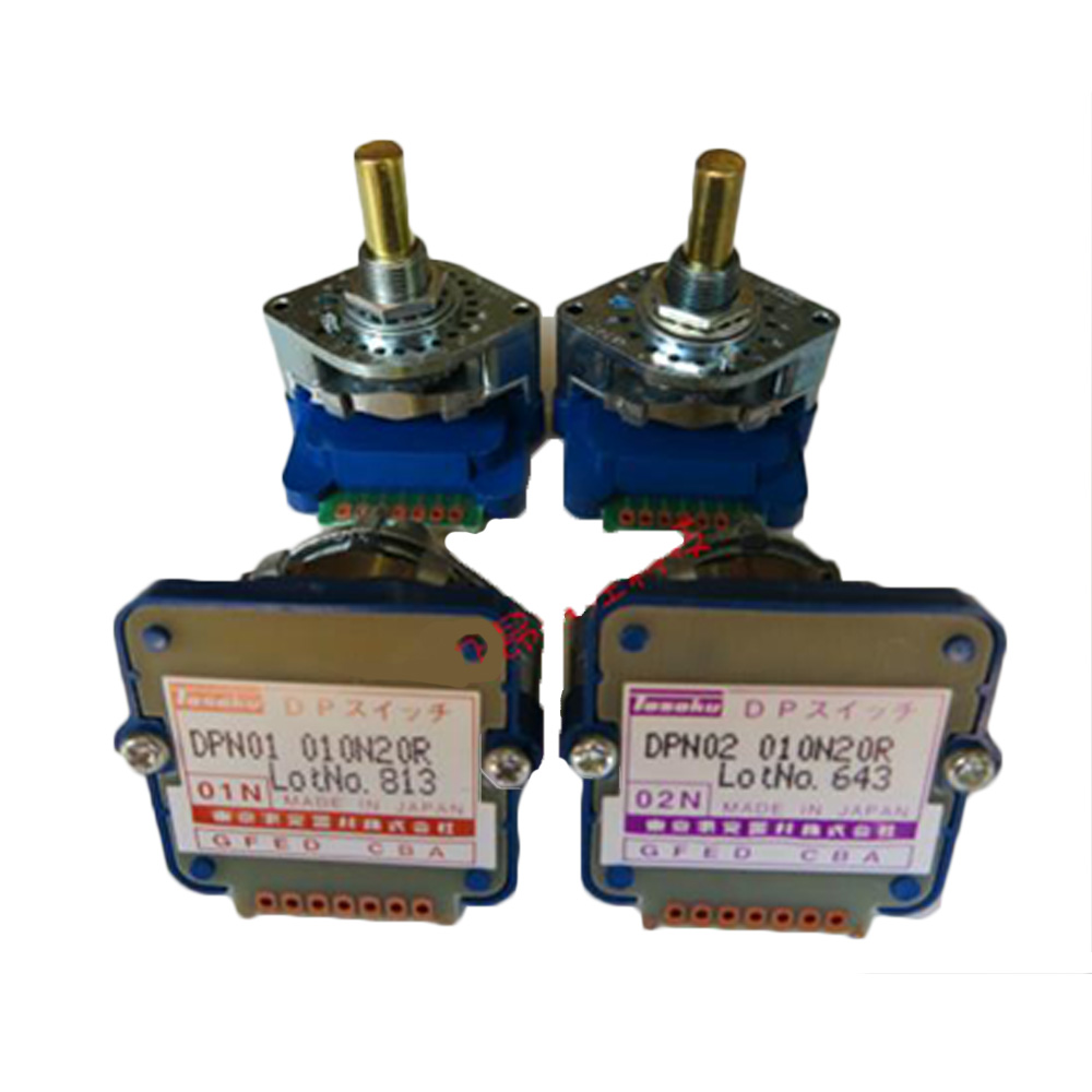 TOSOKU DP series Digital Code Switch binary DPN 01N DPN 02N DPN 01J DPN 02J DPN 03J DPN 01L DPN 02L CNC Machine band switch