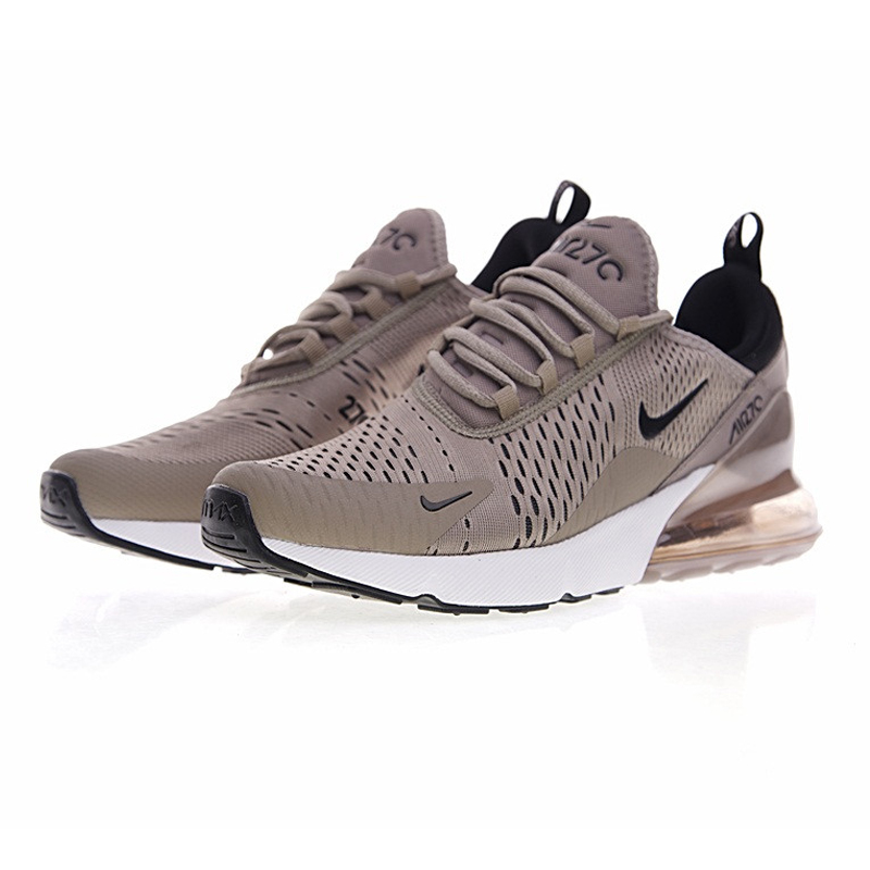 purchase cheap bd802 31df9 Original Authentic Nike Air Max 270 Men's Running Shoes Air Sole Sports  Outdoor Sneakers Breathable Comfortable Mens Shoes