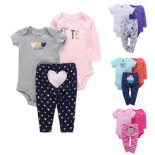 Emotion Moms Set 0-3M Infant Clothing cotton 22PCS/Set