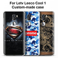 For Letv Leeco Cool 1 case, Unique and 3D cartoon custom-made painted back cover case for Leeco Letv Cool1 Customized case
