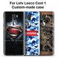 Para Letv Leeco Fresco 1 caja, único y de dibujos animados en 3D por encargo pintado caso de la contraportada para Leeco Cool1 Letv caja Personalizada