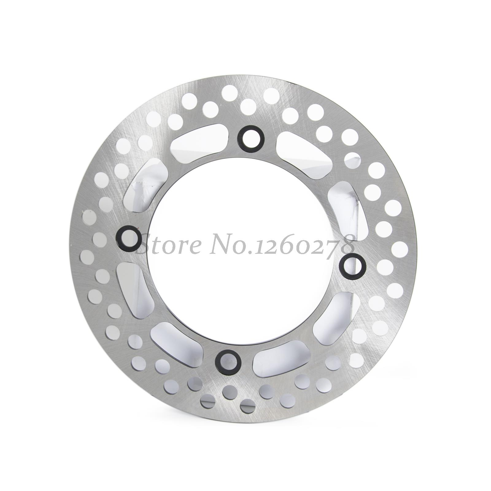 Motorcycle Rear Rotor Brake Disc For Yamaha WR125 WR250 YZ125 YZ250 WR450F YZ450F WRF YZF 125 250 426 450 WR YZ 125F 250F 450F oversize 270mm front rear brake disc rotor bracket adaptor for yamaha yz 125 250 426 450 f wr125 wr250 wr426f wr450f 98 14 99 00