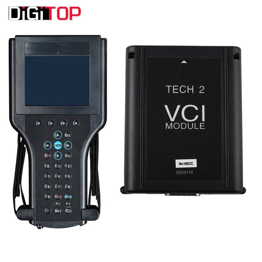For GM Tech2 Diagnostic Scanner For GM/SAAB/OPEL/SUZUKI/ISUZU/Holden with VCI Module
