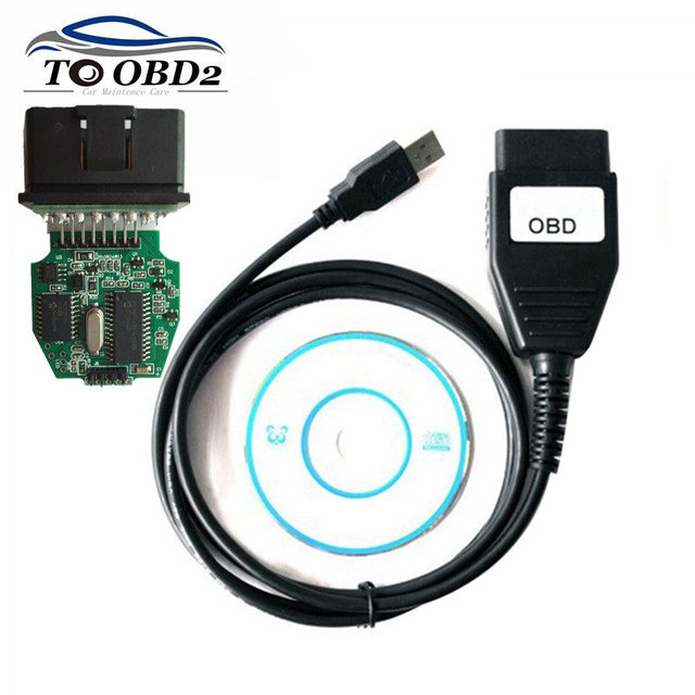 Excellent Pcb Picf Auto Focom Programmer Diagnostic Scanner For Ford For Usb Obd Mini Version Ids