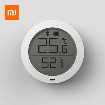 Xiaomi Mijia Bluetooth Hygrothermograph High Sensitive Hygrometer Thermometer LCD Screen smart Temperature Humidity Sensor https://gosaveshop.com/Demo2/product/xiaomi-mijia-bluetooth-hygrothermograph-high-sensitive-hygrometer-thermometer-lcd-screen-smart-temperature-humidity-sensor/