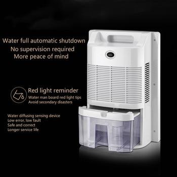 Dehumidifier Moisture Absorber Indoor Dehumidifier Basement Moisture Absorber Mute Remote Control Timing External Water Pipe