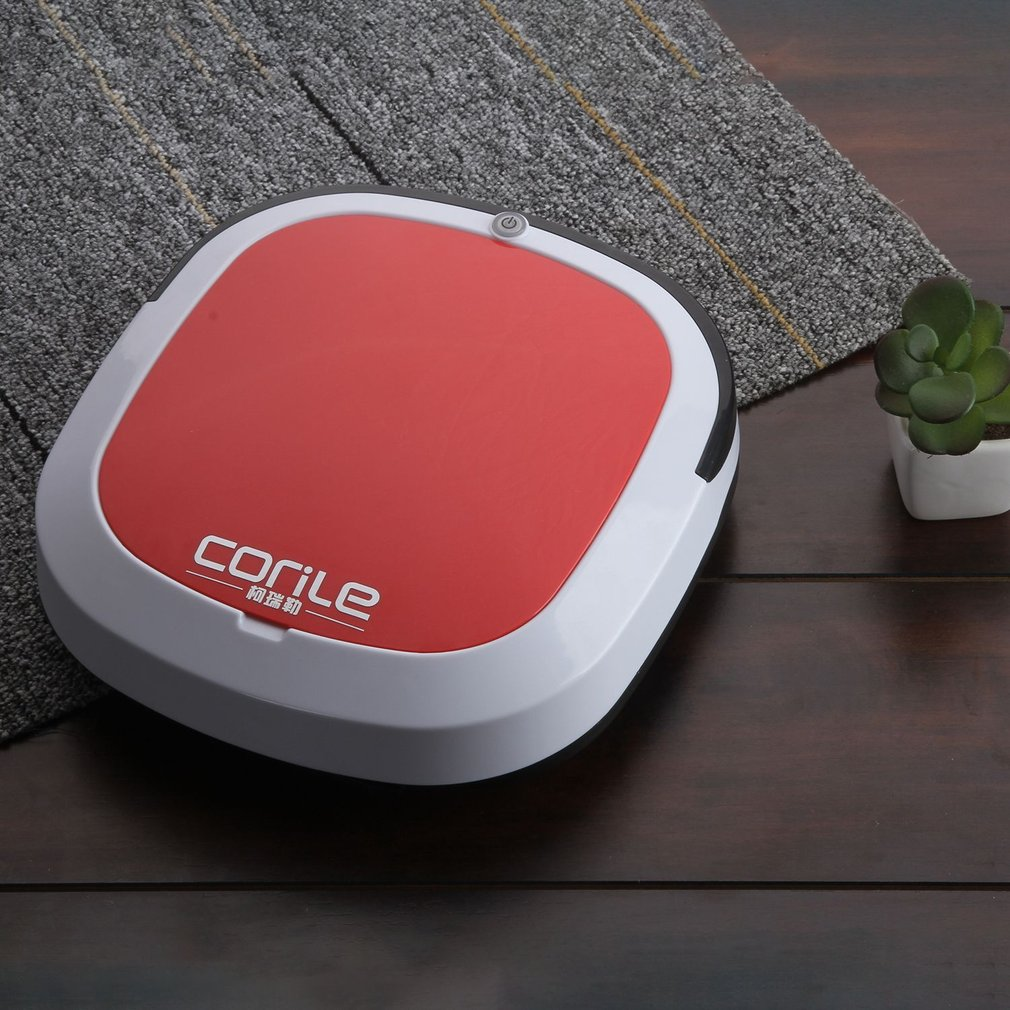 Hand power tool Ultra Thin Smart Robot Vacuum Cleaner Rechargeable Dry Wet Sweeping Machine Fully Automatic Cordless Home