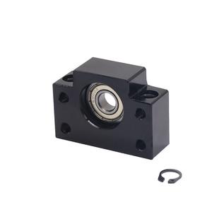 Image 5 - Ballscrew النهاية يدعم 1 قطعة BK12 + 1 قطعة BF12 1605 1610 ballscrew نهاية دعم 10 مللي متر CNC أجزاء ل SFU1605 SFU1610 BK10 BF10 forSFU1204