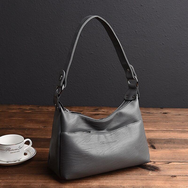 High Quality Genuine Leather Women's Handbags Shoulder CrossBody Bags Ladies Fashion Messenger Bag Women Bags Bolsas Feminina