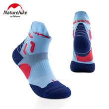 Naturehike Running Socks Cycling Outdoor Sports Sock Professional Sport Breathable Soft Fabric For Marathon Runing