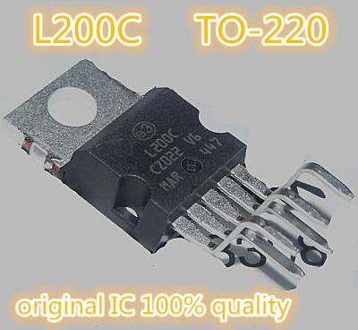 5pcs/lot L200CV L200C L200 TO-220 In Stock