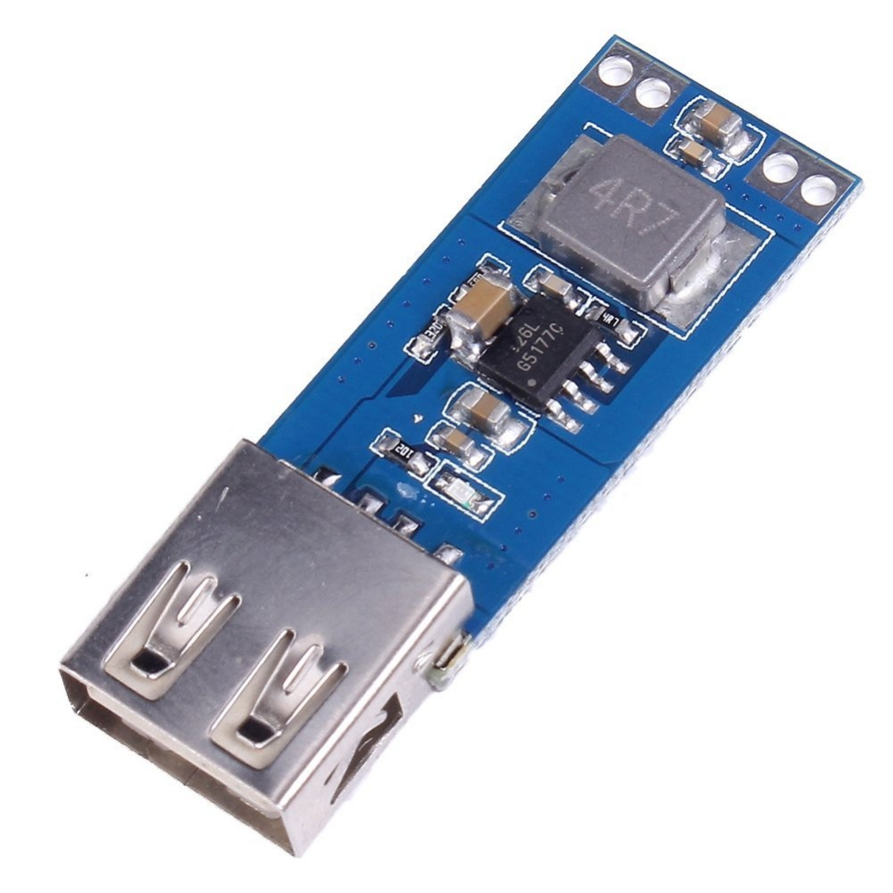цена на NEW DC-DC 2.5V-5.5V To 5V 2A Step Up Power Module Power Bank Boost Converter Board USB Vehicle Mobile Charger