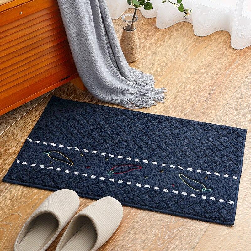 Blue Kitchen Floor Mats: Aliexpress.com : Buy MDCT Navy Blue Outside Entrance Mats