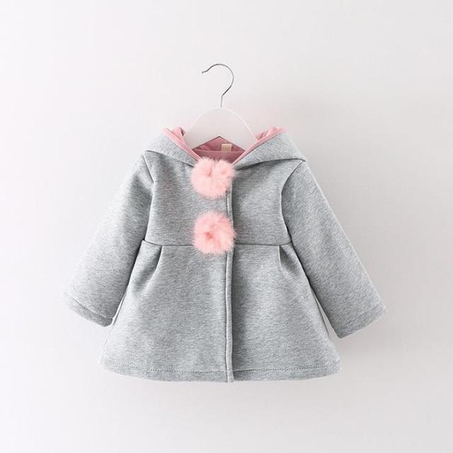 Baby Girl Coat 3